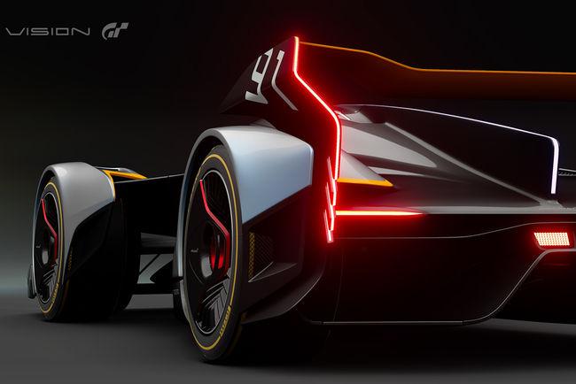Une McLaren Ultimate Vision GT va être assemblée par MSO