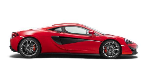 Pas de modèle sous la 540C pour McLaren
