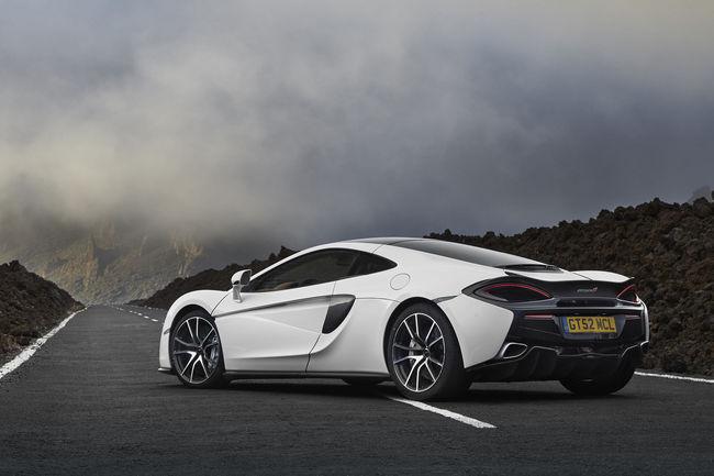 McLaren complète les options de sa gamme Sports Series