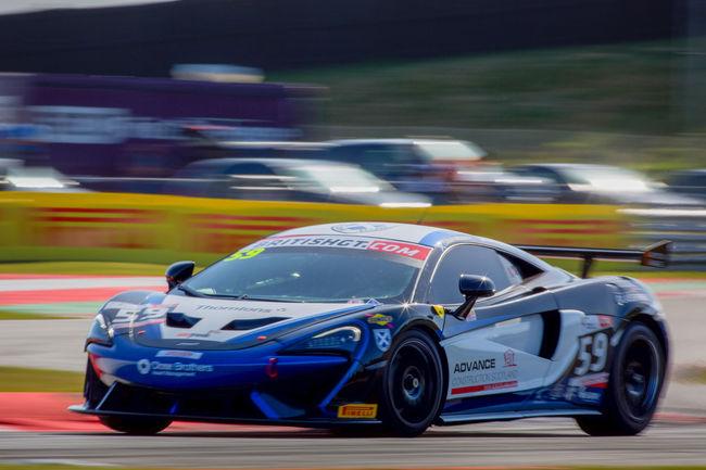 McLaren lance sa série monomarque