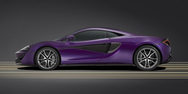 Deux McLaren 570S MSO à Pebble Beach