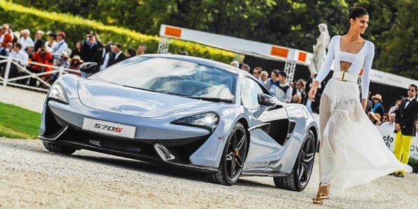 La McLaren 570S disponible à partir de 161 250 €