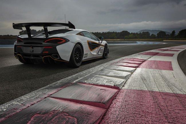 La McLaren 570S Sprint entre en scène