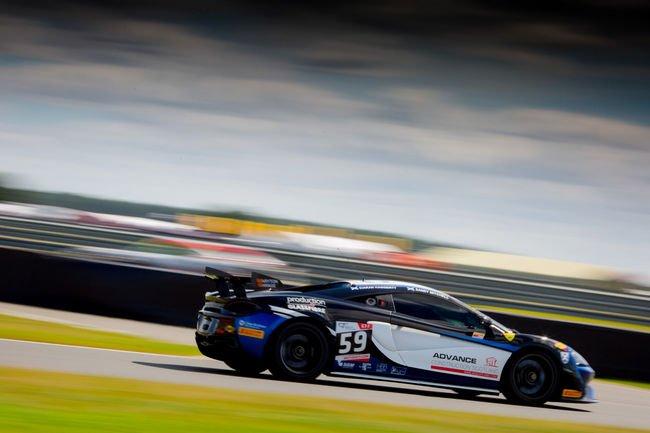 McLaren 570S GT4 : déjà un succès