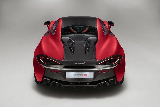 Nouvelles McLaren 570S Design Editions