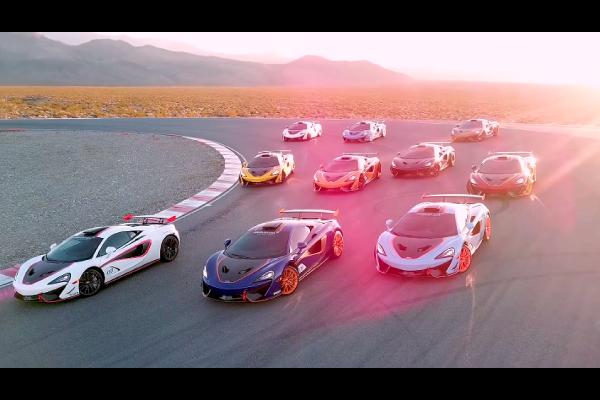 McLaren MSO X : les coulisses du projet