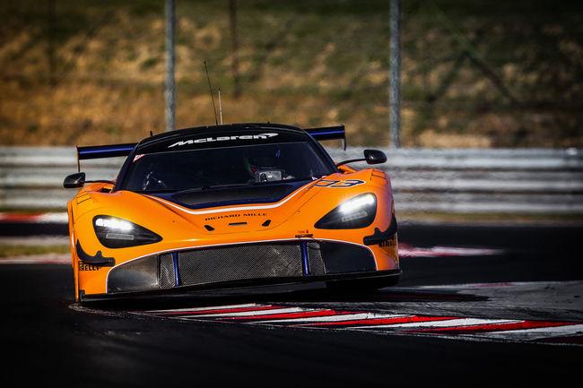 McLaren 720S GT3 : présentation imminente