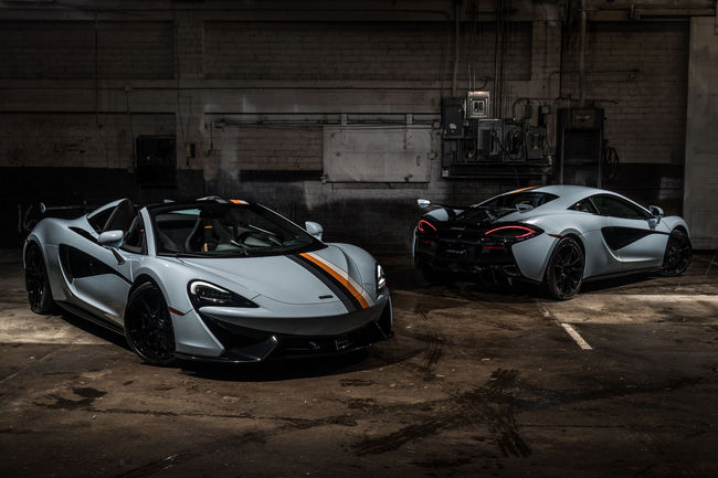 McLaren : collection Racing Through the Ages par MSO
