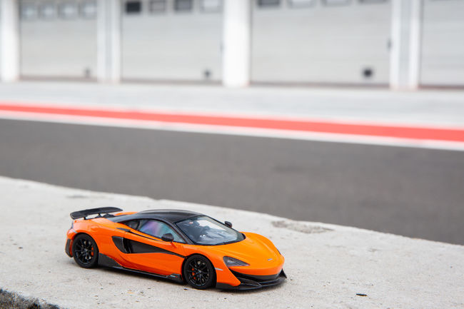 La McLaren 600LT désormais accessible au plus grand nombre