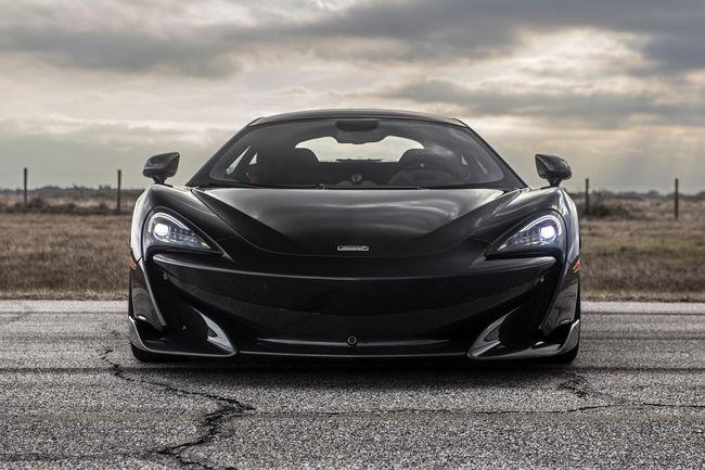 Hennessey va booster les performances de la McLaren 600LT