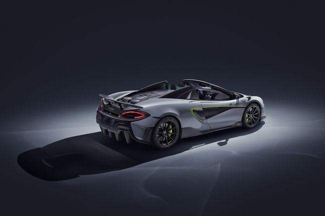 McLaren 600LT Spider par MSO