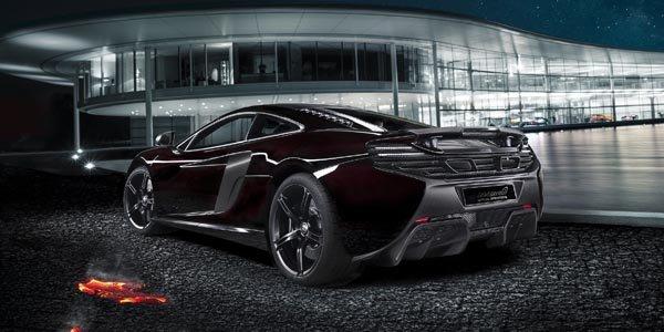 McLaren Concept MSO 650S Coupé