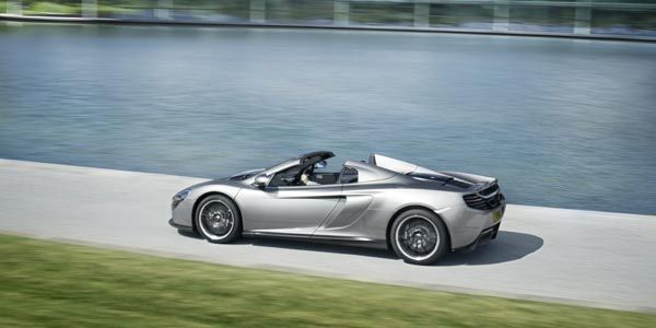 La McLaren MSO 650S en production