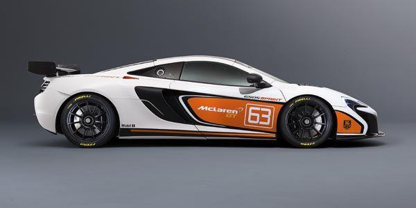 La McLaren 650S Sprint dévoilée à Pebble Beach