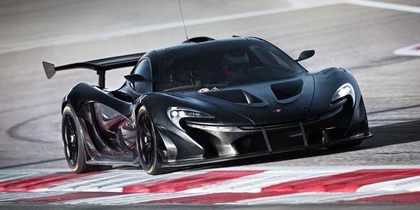 Une McLaren 650S GTR pour Genève ?