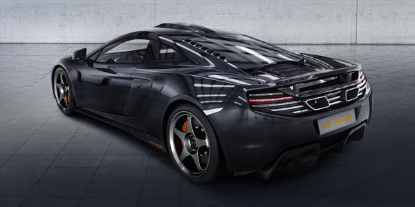 McLaren 650S Le Mans Limited Edition