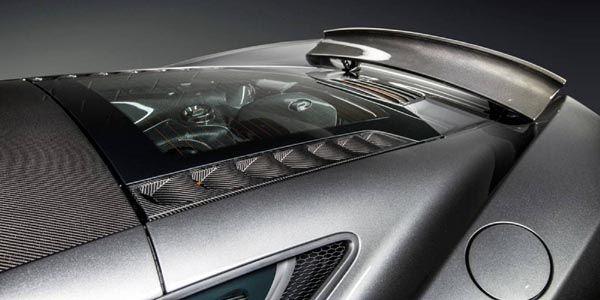 McLaren 650S MSO Project Kilo