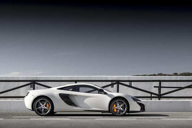 Une nouvelle McLaren 650S dès 2017 ?