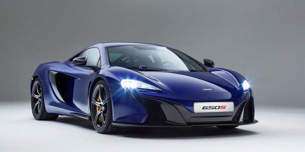 La McLaren 650S livre plus de détails