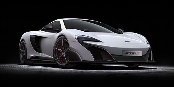 McLaren lève le voile sur la 675LT