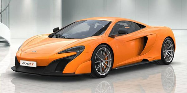 Une McLaren 675LT pour Jeremy Clarkson