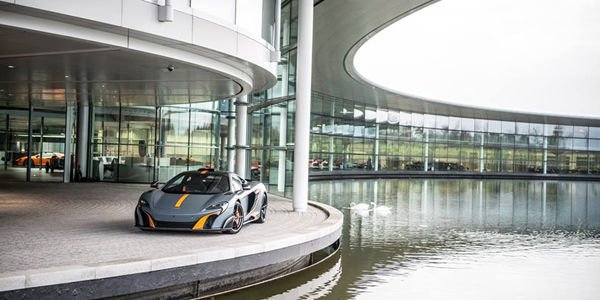 McLaren 675LT par MSO