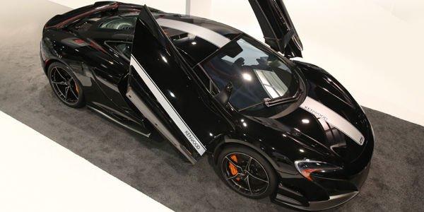 Concept McLaren 675LT JVCKENWOOD