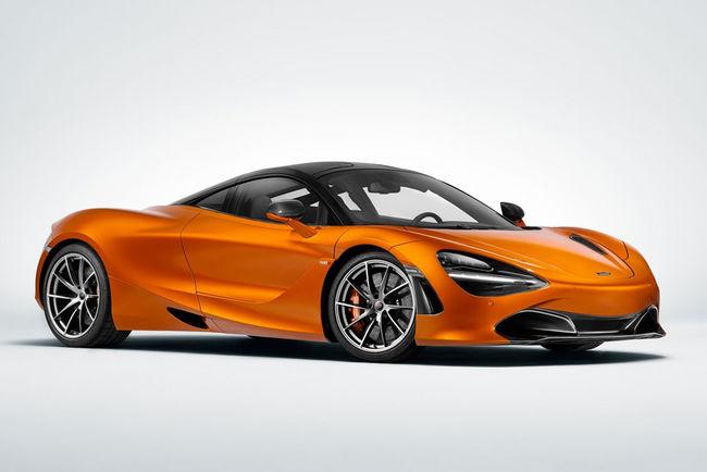 McLaren 720S Spider par X-Tomi Design
