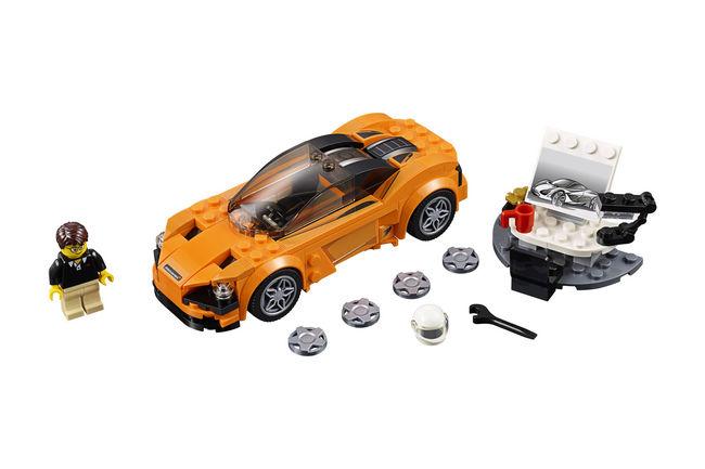La McLaren 720S bientôt disponible en Lego