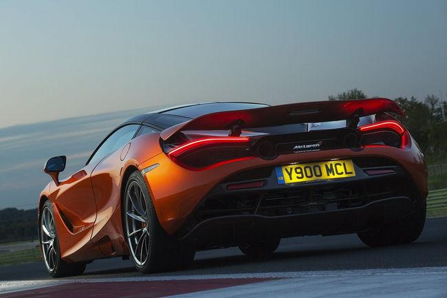 McLaren 720S : déjà un succès