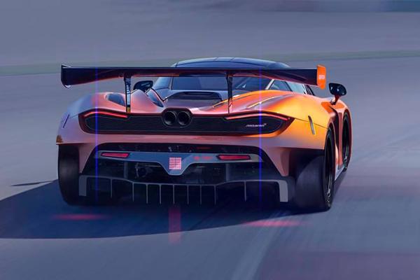 McLaren annonce l'arrivée de la 720S GT3