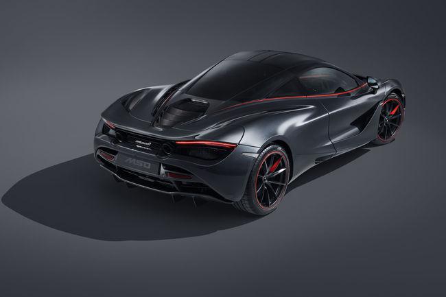 McLaren 720S Stealth Theme par MSO