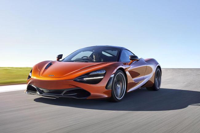 McLaren 720S Spider dévoilée le 8 décembre prochain