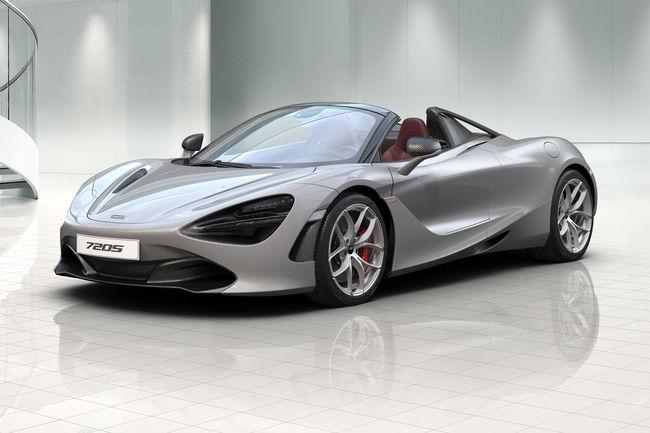 Configurez votre McLaren 720S Spider
