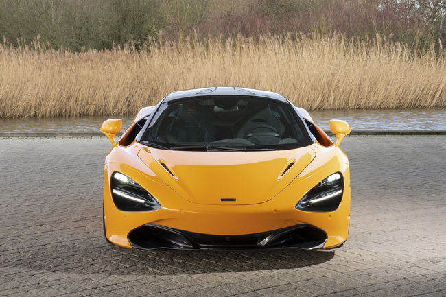 McLaren 720S Spa 68 Collection par MSO