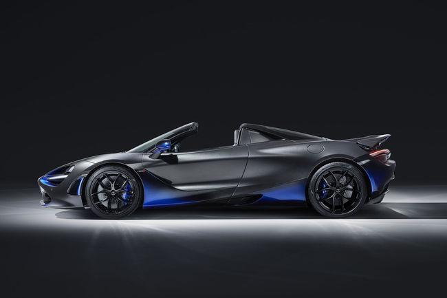 McLaren 720S Spider par MSO