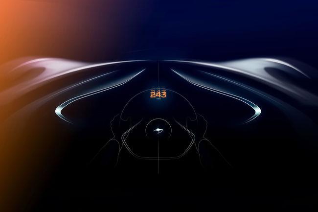 McLaren Hyper-GT : plus de 391 km/h en pointe
