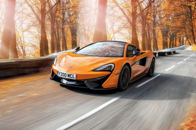 Pirelli et McLaren partenaires dans l'hiver