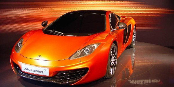 McLaren Exclusive, service sur mesure