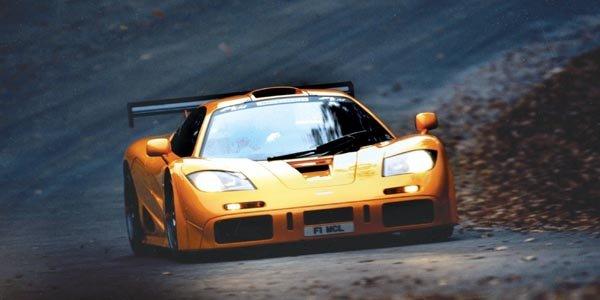 McLaren exposera la XP1 LM à Genève