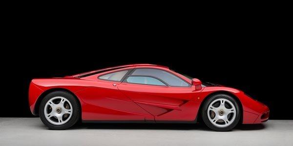 Vente record pour une McLaren F1