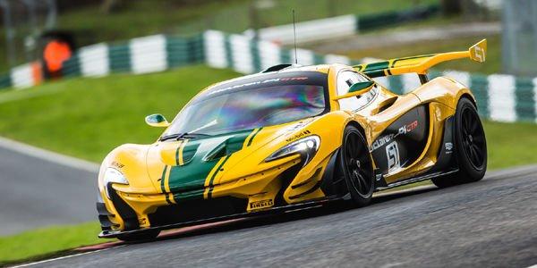 Cinq McLaren F1 GTR aux 24 Heures du Mans 2015