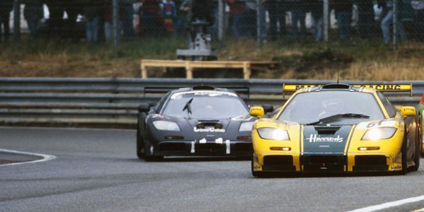 McLaren Le Mans Memories : 5ème partie