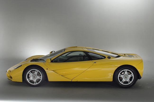 A vendre : McLaren F1 1997 quasi-neuve
