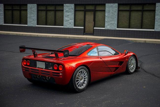 RM Sotheby's : McLaren F1 LM 1998