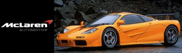 Une McLaren F2 dans les cartons