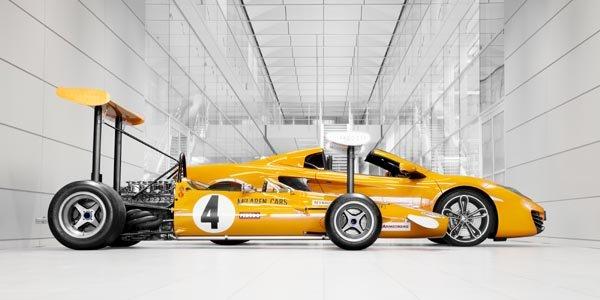 McLaren fête ses 50 ans