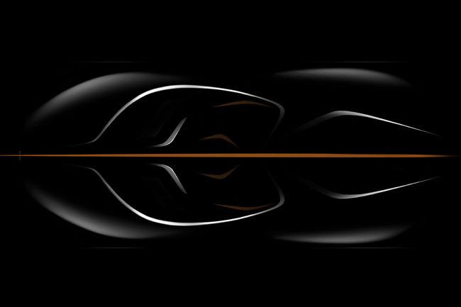 McLaren Hyper-GT : nouvelle esquisse