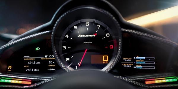 McLaren complète son offre de personnalisation