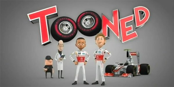 McLaren lance une série animée